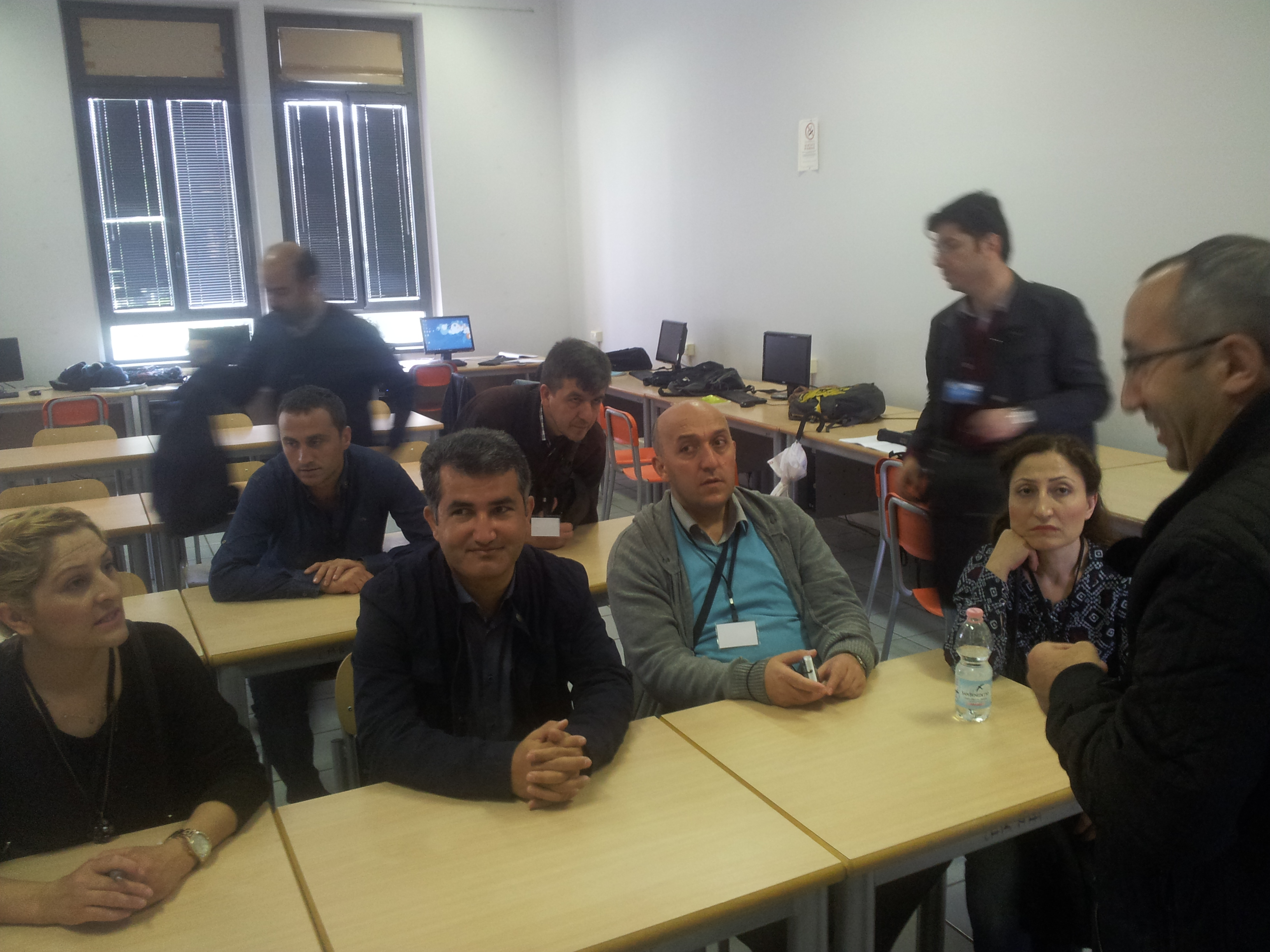 Erasmus plus training course : Effective Use of ICT in Education