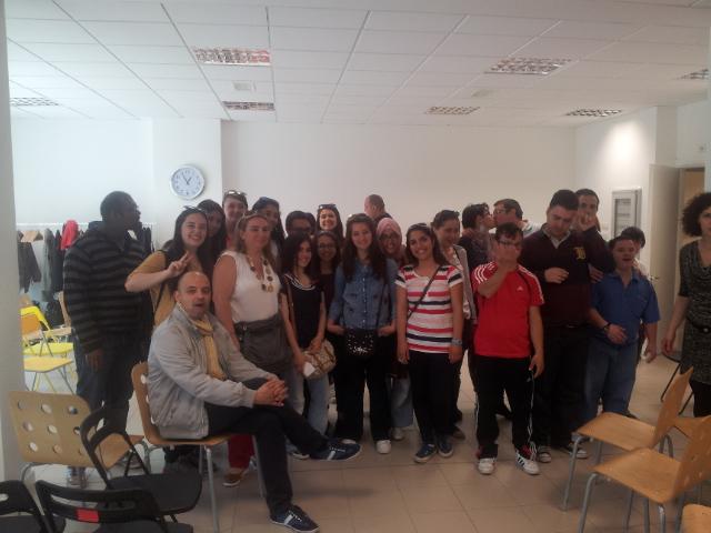 Erasmus plus training course