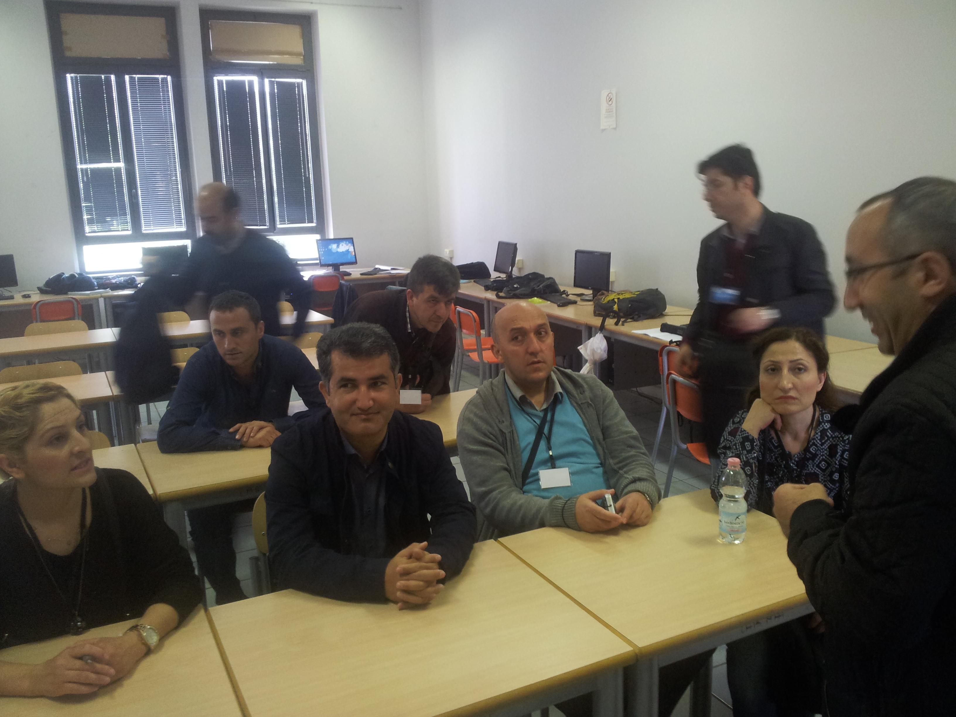 Erasmus plus training course : Effective Use of ICT in Education