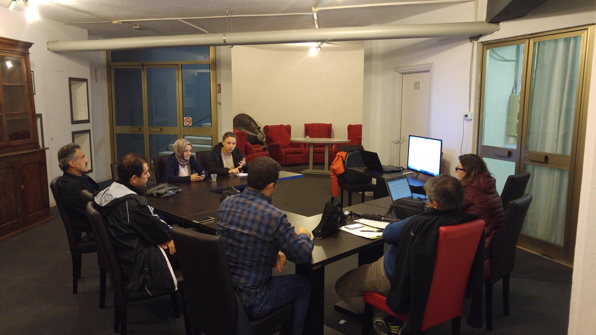 Erasmus plus training vet mobility