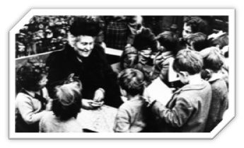 Maria montessori training course Italy